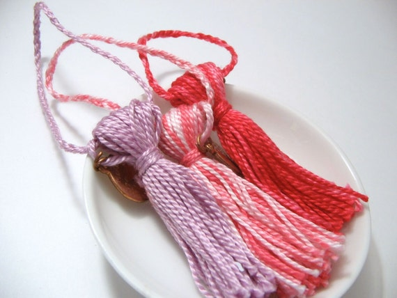 Cotton Children's Tassels