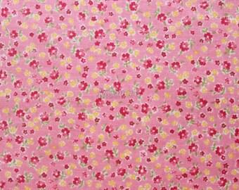Mini mini flower - Pink by Atsuko Matsuyama - Printed in Japan