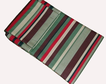 Funky Stripey eReader Gadget Laptop Case Cover Bag fits Kindle Tablet - Gift Idea