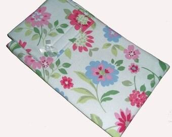 Shabby Chic Flower eReader Gadget Laptop Case Cover Bag fits Kindle Tablet - Gift Idea