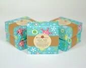 First Snow Goats Milk Soap Bar by WickedSoaps