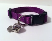 Itteh Bitteh Kitten Collar Basic Purple