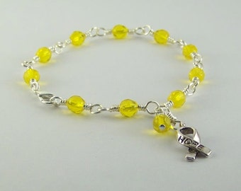 Hydrocephalus Awareness Bracelet