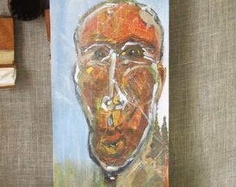 Male Portrait , Art , Fine Art , Wil Shepherd , Portrait Painting , Portraiture , Original Painting , Wil Shepherd Studio , Paintings