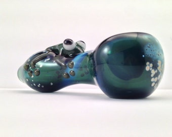 CUSTOMIZABLE Frog Critter Pipe