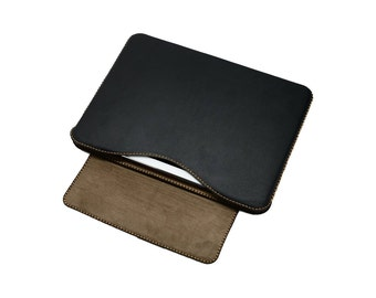 Apple iPad Air, Air 2 Genuine Leather Sleeve Case (Side Closing) - FREE SHIPPING