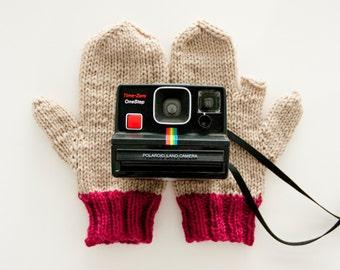 SALE~ Valentine's Day Phittens~Photographer Mittens~