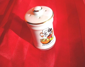 Mickey Mouse salt or Pepper Shaker
