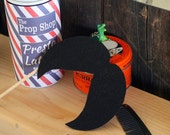 Photo Booth Props - Mustache on a Stick - Weddings - Party Favors - Special Events - Photo Prop - Movember - Moustache - Walter Mo