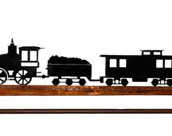 "38"" Train Quilt Hanger"