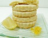 Lemon Shortbread - Just perfect.