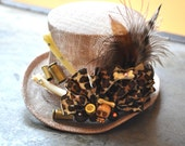Sale Use PromoCode for Discount Jungle Queen Mini Top Hat