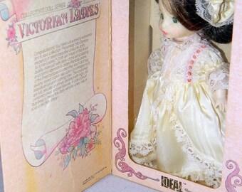Vintage Ideal Doll - Victorian Ladies - 1984 - MIB