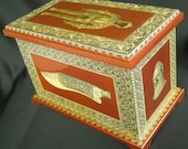 Decoupage Armor Box