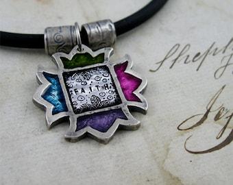 Faith - Necklace