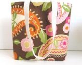 Paisley Tote Bag - Medium Tote Bag - Paisley Print Bag - Paisley Purse