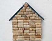 Blue House Wine Cork Board for your important reminders