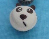 Mini Panda Bear Cupcakes- Local Delivery Only