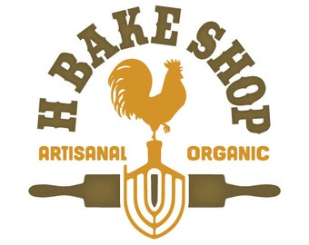 Business Logo  - Custom Logo Design - OOAK Logo with Etsy Shop Banner and Avatar