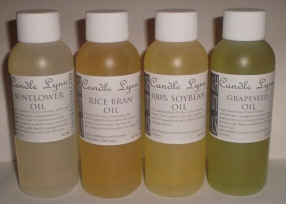 Rice Bran Oil, 8 oz