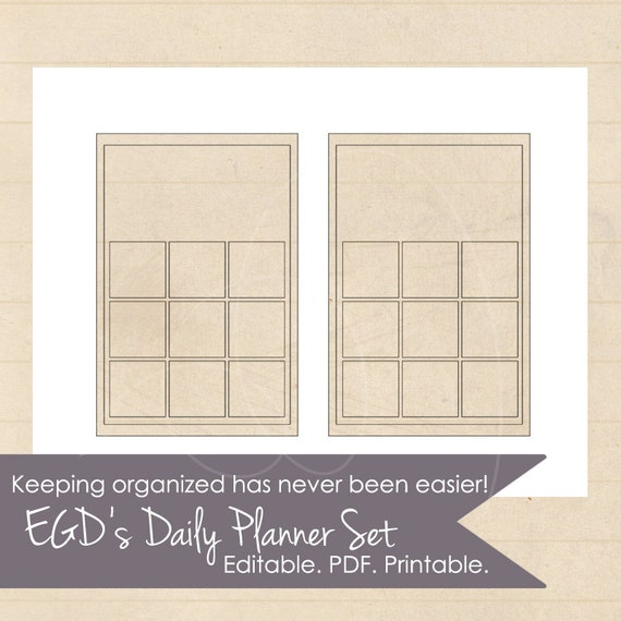 4x6 Tic Tac Toe Game Board Blank Templates Instant – Tic Tac Toe Template