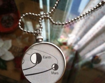 Earth & Venus Necklace