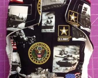 United States Army Cloth Diapers/Diaper Cover