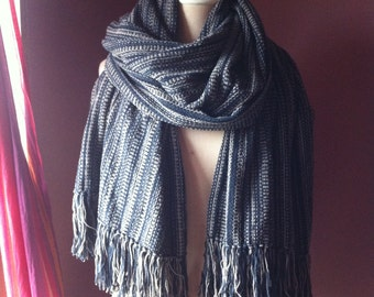 Large Scarf, Recycled Rayon