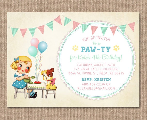 Target Photo Invitations with beautiful invitations template