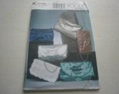 Pattern Purses Clutch Handbag Out of Print Vogue 8628