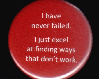 This Button Is Not A Failure