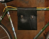 Rubber Top Tube Bicycle Bag