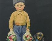 Little Dutch Boy Print