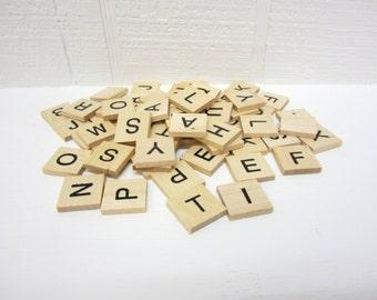 Alphabet Tiles Set Of 60