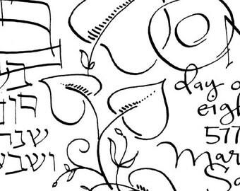 Deposit for Sketch or Custom Work