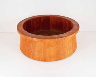 Dansk Teak Salad Bowl
