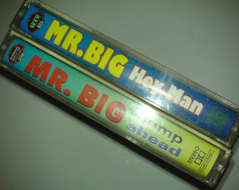 Two cassettes of Mr. Big