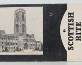 1950s Scottish Rite Cathedral indianapolis indiana