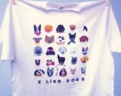 DOGS  Unisex Tshirt