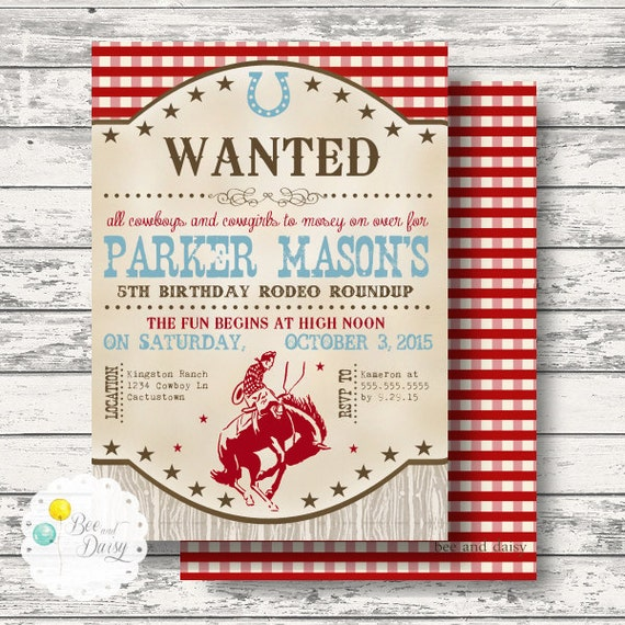 Baby Shower Cowboy Invitations for best invitations sample