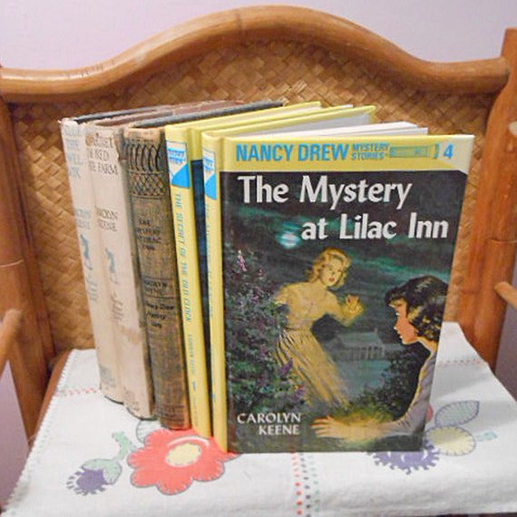 nancy drew the mystery at lilac inn pdf
