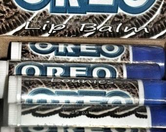 Oreo Lip Balm | Flavored Lip Balm | Cookie Scented | Scented Lip Balm | Flavored Chapstick | Lip Balm | Chapstick | Chap Stick | Flavors