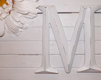 Letter M Wall Decor letter m | etsy