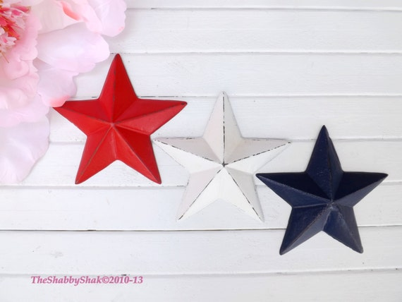 Star Wall Decor Ideas: Wall Decor / Star Wall Decor / Cast Iron Stars / By