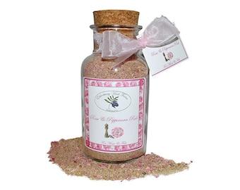 Rose & Peppercorn Rub Glass