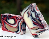 Patchouli Soap - Scented Homemade Bar Soap - Handmade Cold Process Bar Soap