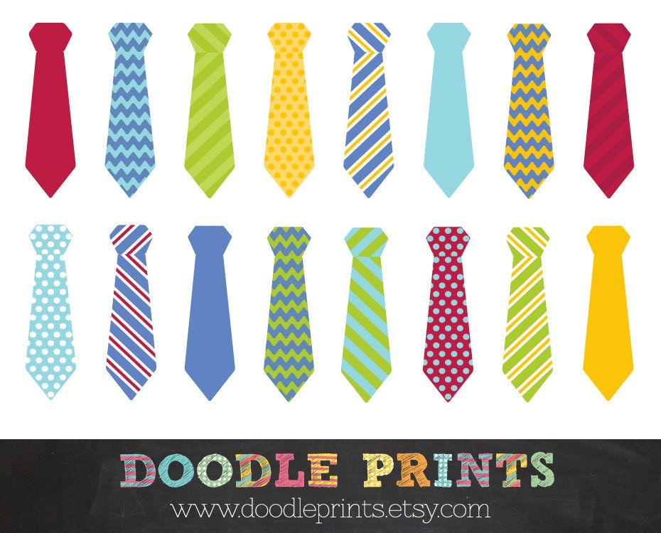 printable ties