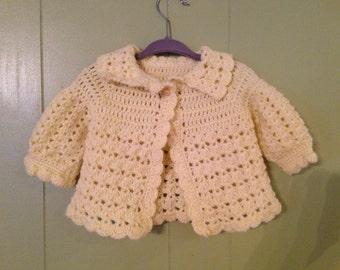 Baby sweater/jacket