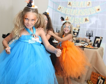 Vintage Halloween Tutu Dress by Atutudes