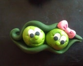 Two Peas in a Pod  BULK Wedding Favors Peas in a Pod Favors Peas in a Pod Baby Shower Bridal Shower Favors  Personalized Custom Handmade
